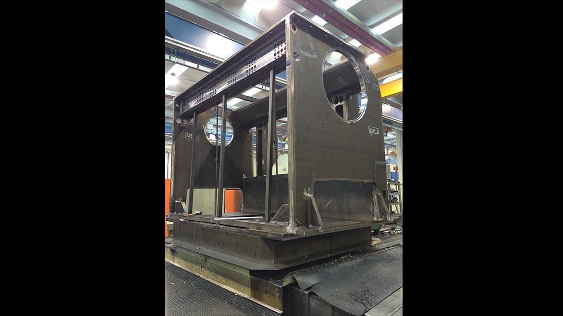 Large pieces machning (2)