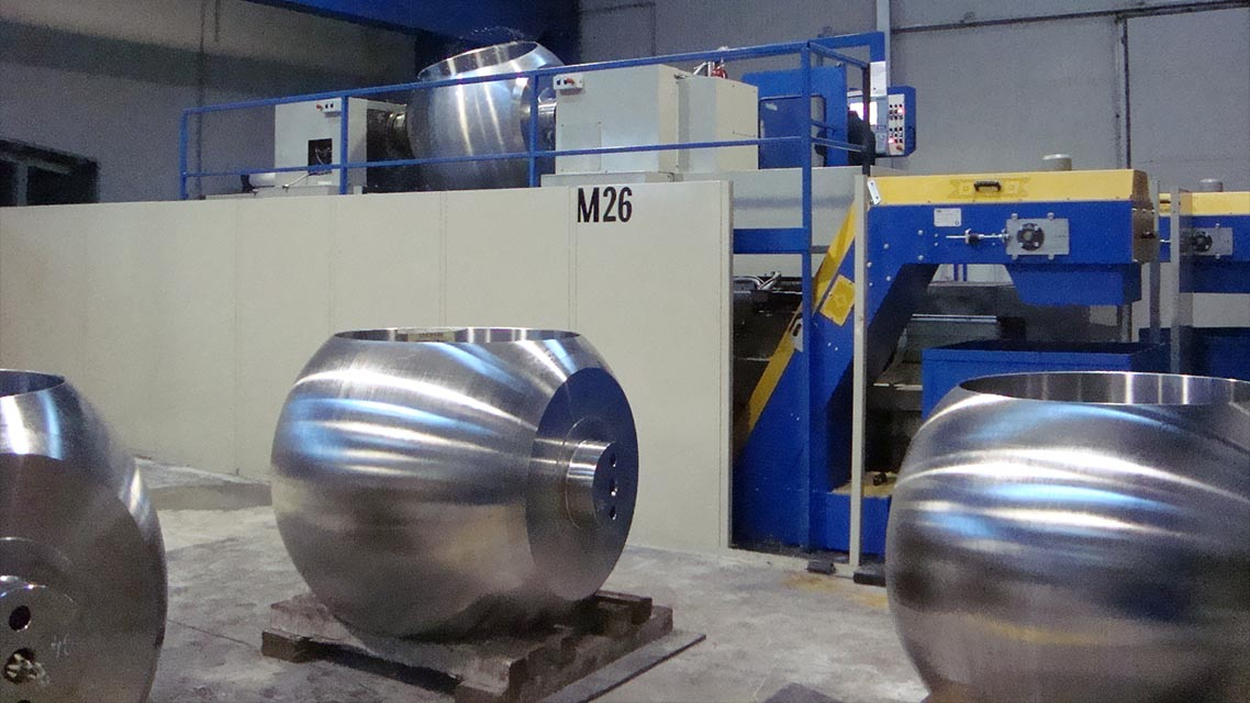 Machining dept 2